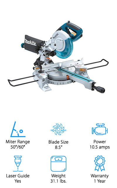 Makita Slide Miter Saw