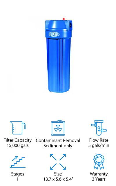 DuPont Filtration System