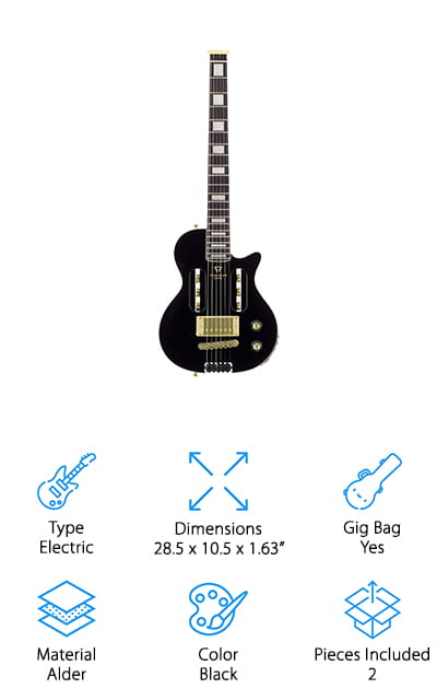 Traveler Electric Travel Guitar