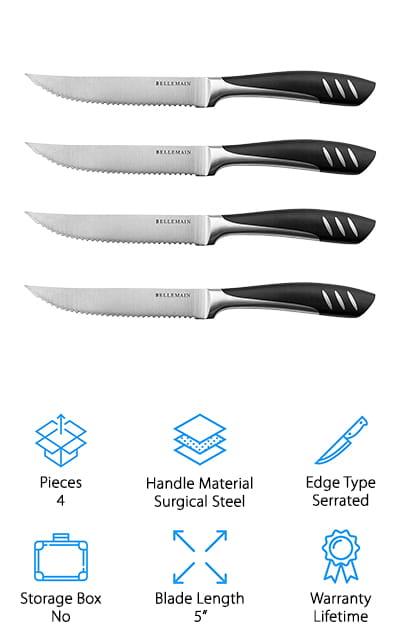 Bellemain Steak Knife Set