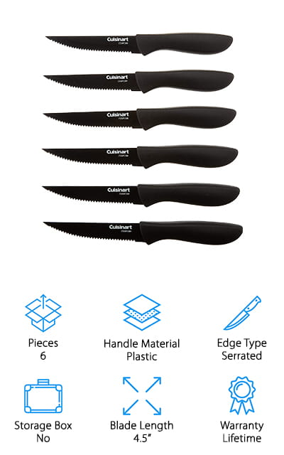 Cuisinart Steak Knife Set