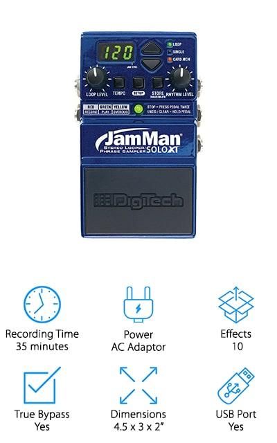 Digitech JamMan Looper Pedal