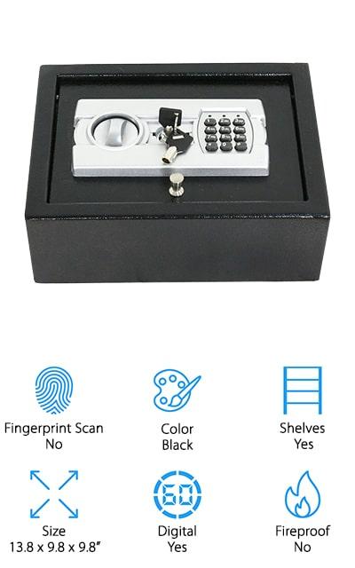 Zeny Electronic Safe