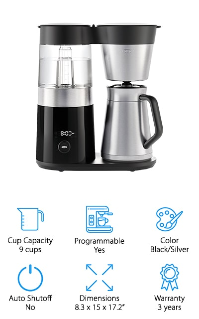 OXO Barista Brain Coffee Maker