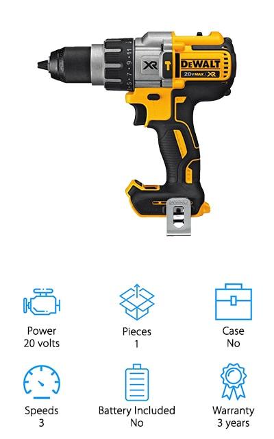 DEWALT DCD996B Hammer Drill