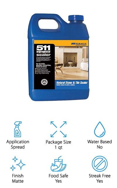 Miracle Sealants 511 Stone Sealer
