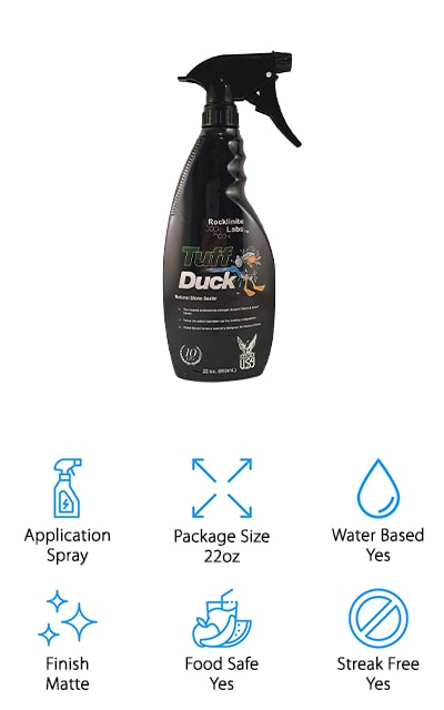 Tuff Duck Marble Sealer
