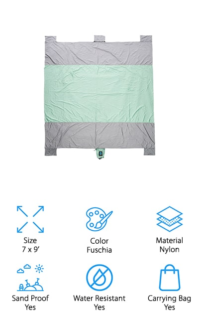 WildHorn Outfitters Beach Blanket