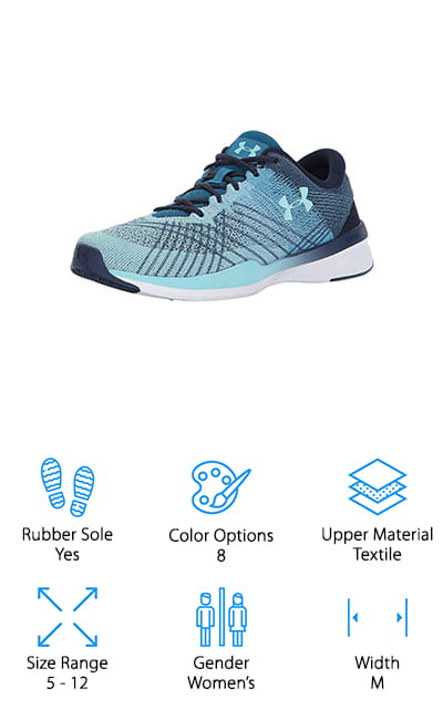 Under Armour Push Cross-Trainer Shoe