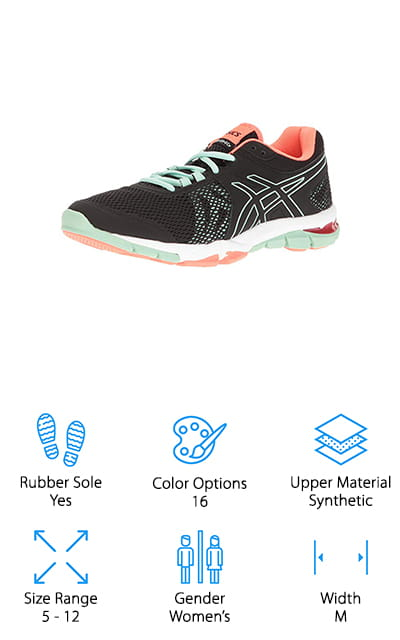 ASICS Gel-Craze Cross-Trainer