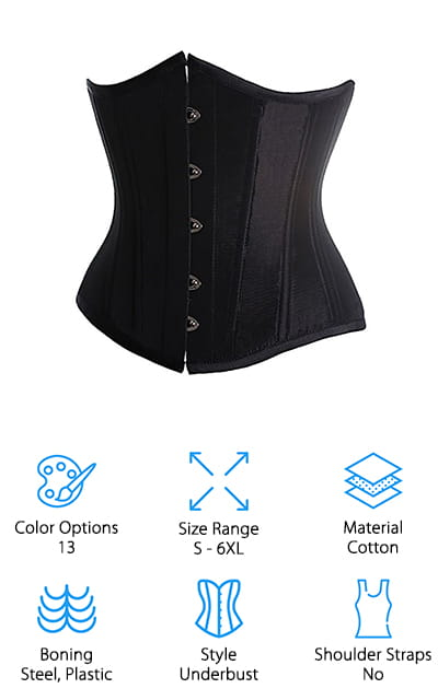 Alivila.Y Fashion Waist Training