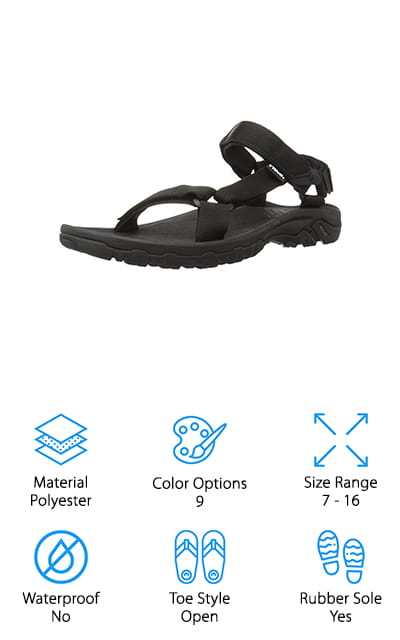 Best Men's Hiking Sandals
