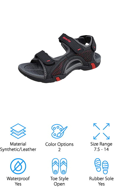 Kunsto Men's Sandal