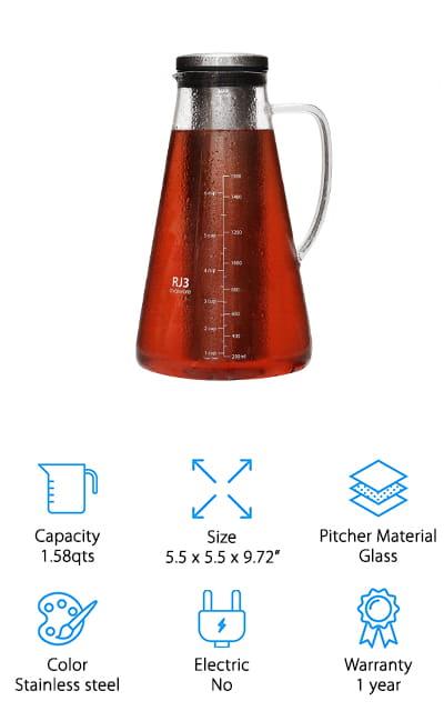 Ovalware Iced Tea Maker