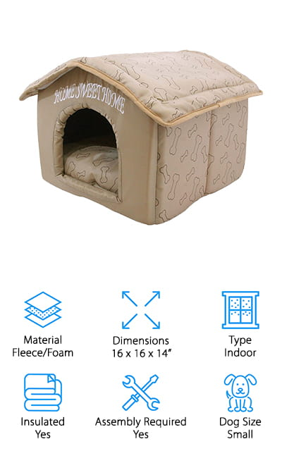 Best Pet Supplies Dog House