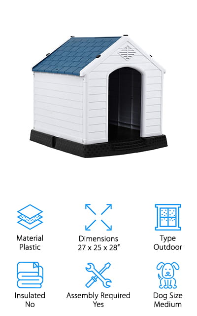 Giantex Dog House