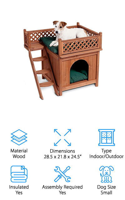 Merry Pet Dog House