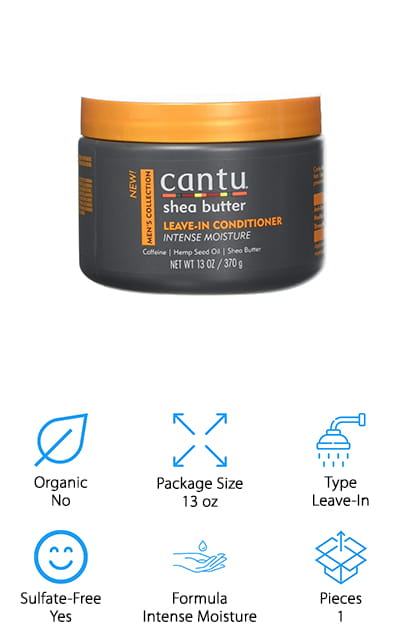 Cantu Shea Butter Conditioner