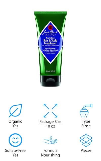 Jack Black Nourishing Conditioner