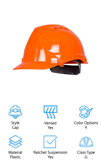Amston Tool Company Hard Hat
