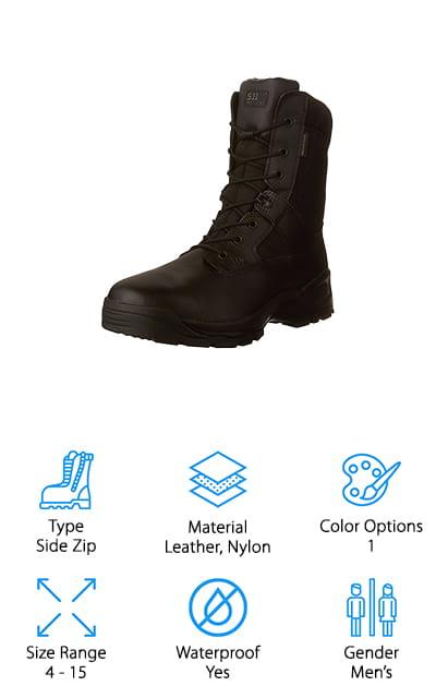 5.11 Tactical A.T.A.C. Storm Men's Boots