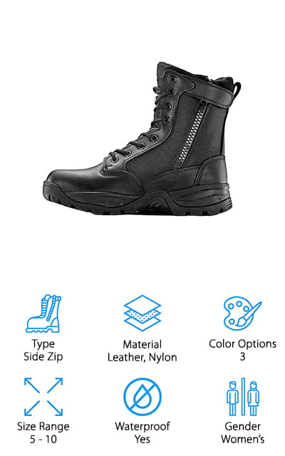 37b6b5014e0 10 Best EMS Boots 2019 [Buying Guide] – Geekwrapped