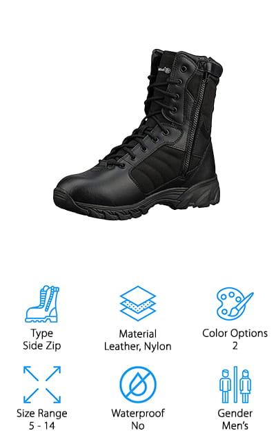 Smith & Wesson Breach 2.0 Boots