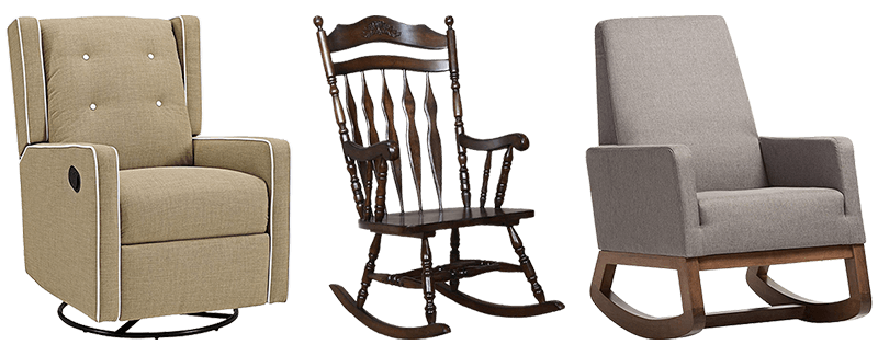 Best Rocking Chairs for Your Nursery
