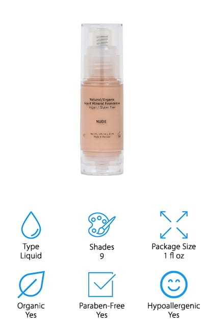 Best Cruelty-Free Foundations