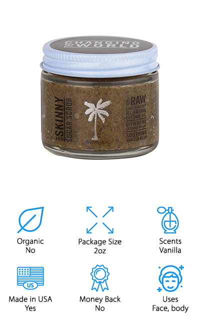 Skinny & Co. Sugar Scrub