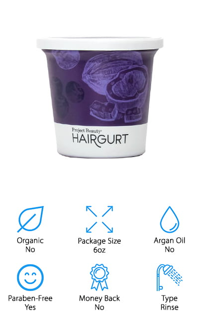 Project Beauty Hairgurt Conditioner