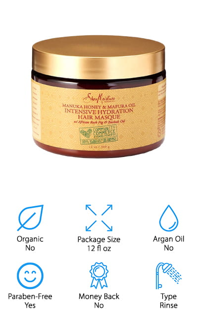 SheaMoisture Hydration Treatment