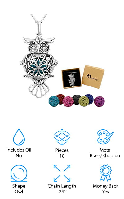 Best Oil Diffuser Necklaces
