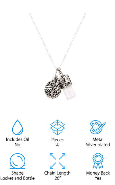 ViLu Essentials Diffuser Locket