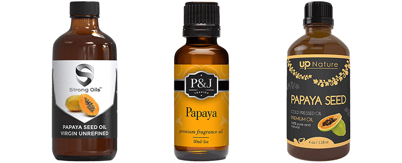 Best Papaya Oils