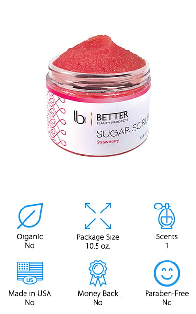 Better Beauty Sugar Scrub