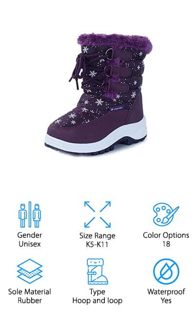 CIOR Fantiny Snow Boots