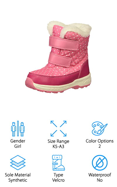 Carter's Fonda Snow Boot