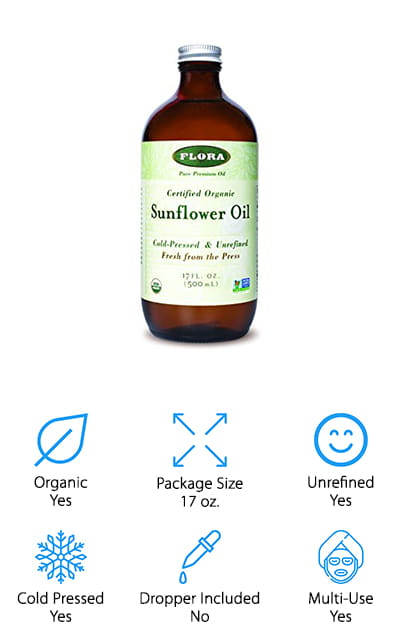 Flora Sunflower Oil