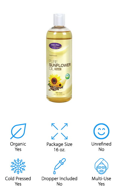 Life-Flow Pure Sunflower Oil