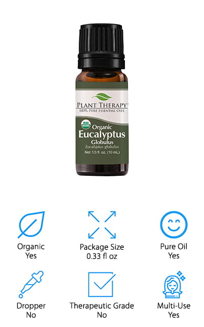 Plant Therapy Eucalyptus Oil