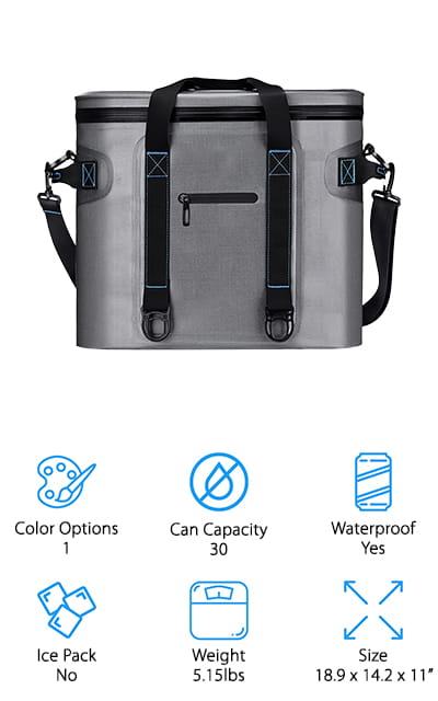 Homitt Soft Pack Cooler
