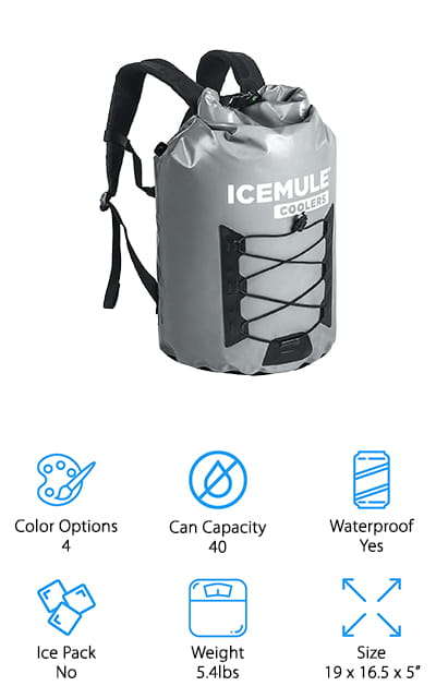 IceMule Pro Backpack Cooler