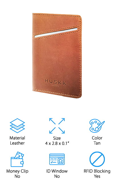 Huskk Slim Wallet