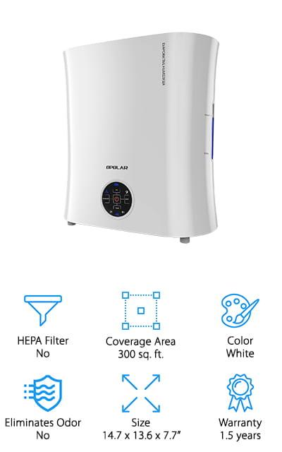 OPOLAR Evaporative Humidifier