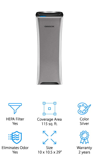 Oreck 2-in-1 Air Refresh