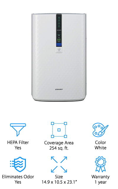 Air Purifier and Humidifier Combos