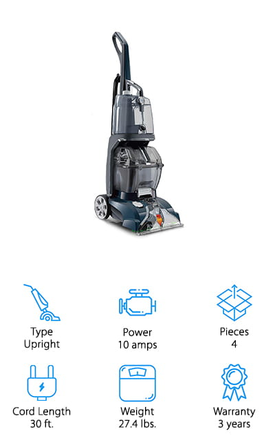 Royal Pro Series Carpet Cleaner