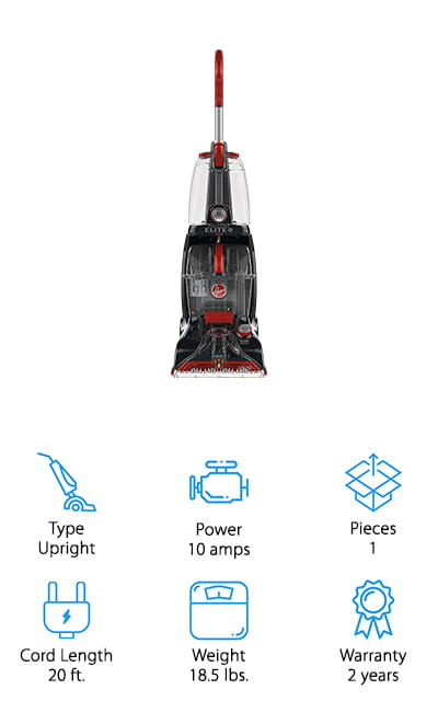 Hoover Power Scrub Elite Cleaner