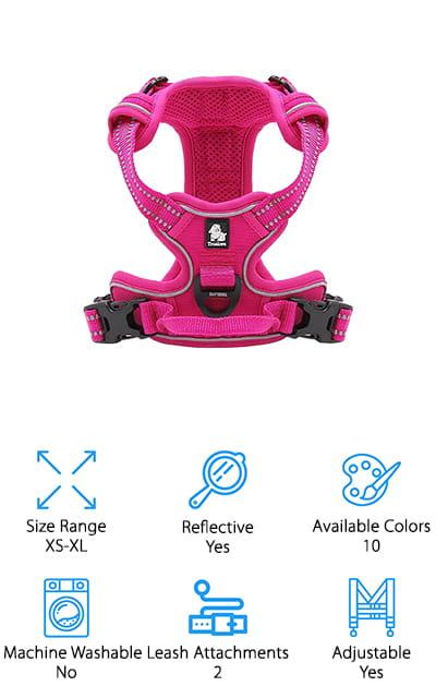 Chai's Choice Best Dog Harness